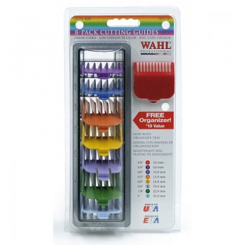 Набор цветных насадок на WAHL