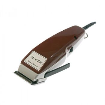 Машинка профессиональная MOSER для стрижки волос бордовый
