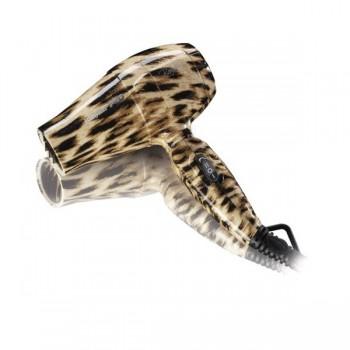 BaByliss PRO BamBino Фен леопардовый принт 1200ВТ, 1 сопло, 1 диффузор BAB5510LPE