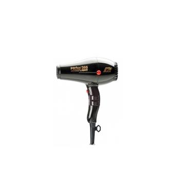 Parlux 385 Ceramic+Ionic профессиональный фен черный, 2150ВТ